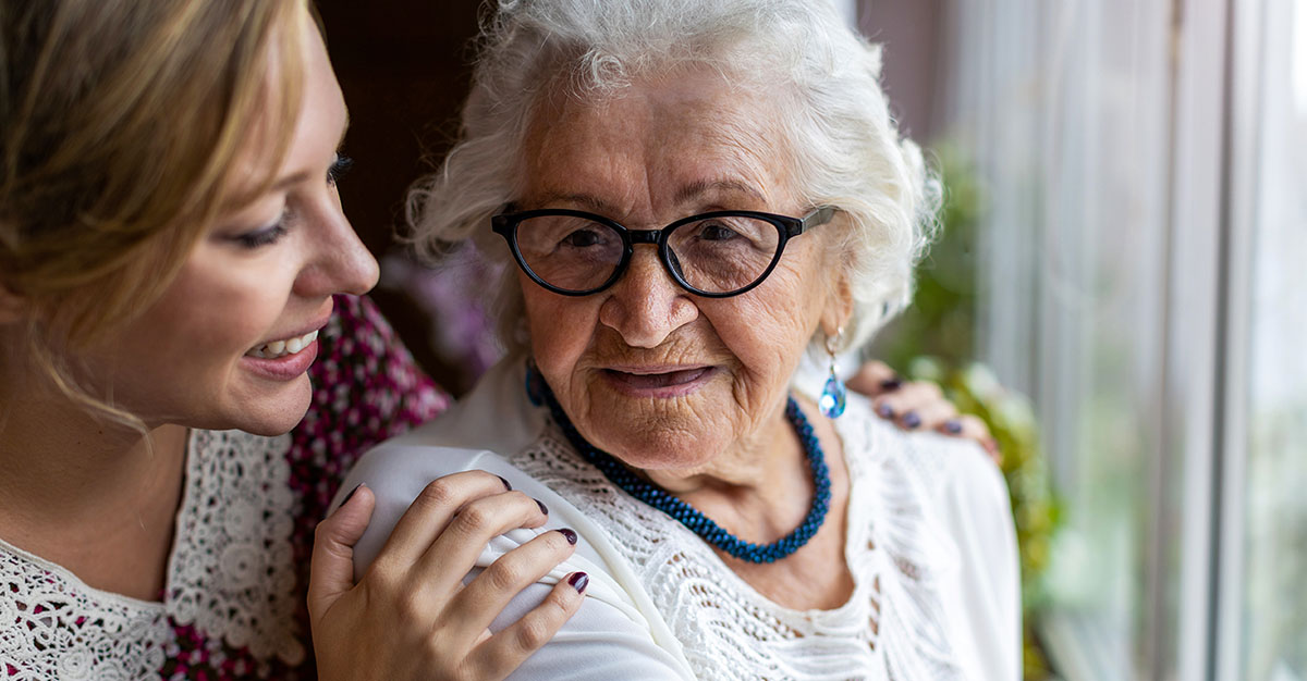 How to Make the Most of a Nursing Home Visit
